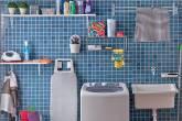 Lavanderias práticas e organizadas