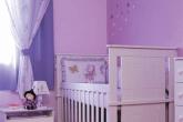 Quarto de bebê decorado pela avó