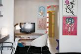 Quitinete de 30 m²: prática e bem organizada